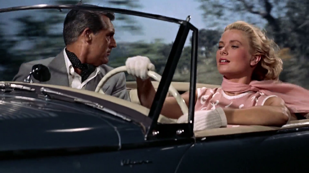 Cary Grant Grace Kelly To catch a thief