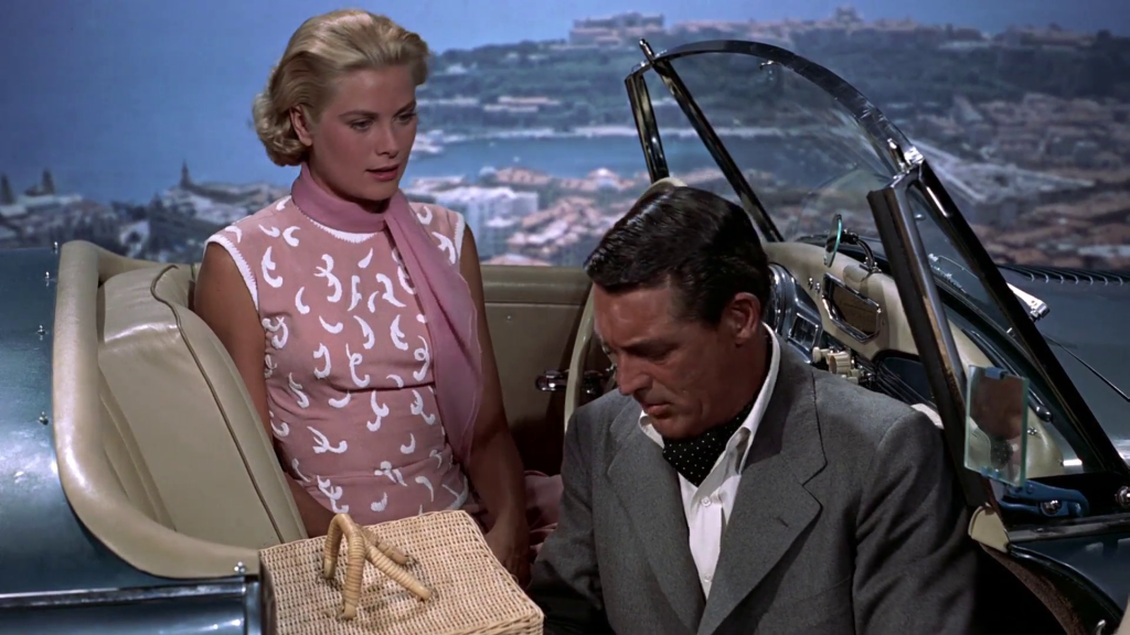 Cary Grant-Grace Kelly-To catch a thief-2