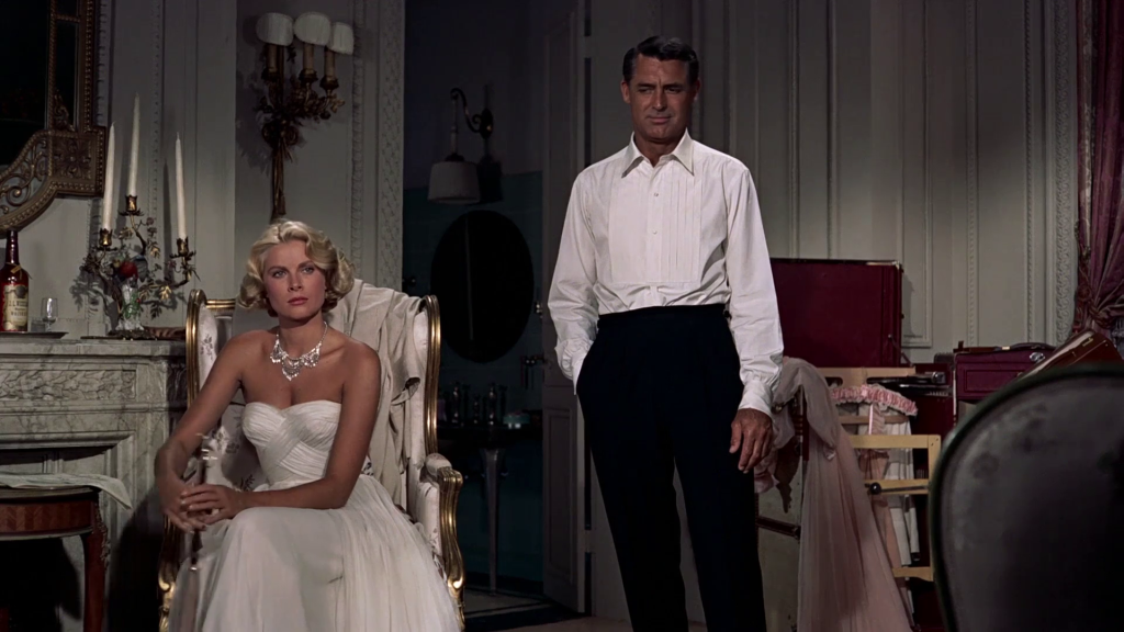 Cary Grant and Grace Kelly - To catch a thief