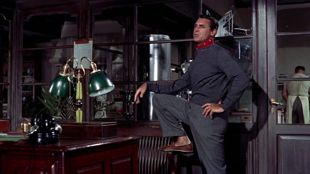 Cary Grant-s casual look To catch a thief
