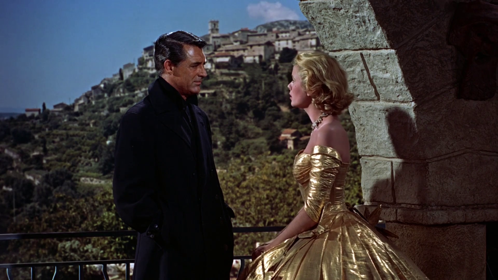 Cary Grant_Grace Kelly_To catch a thief
