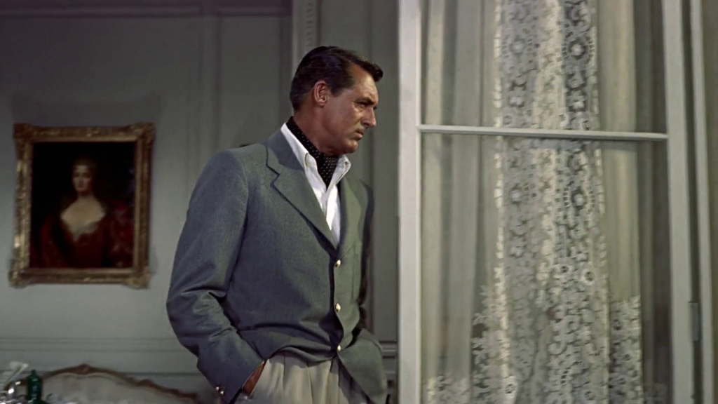 Cary Grant's style To catch a thief