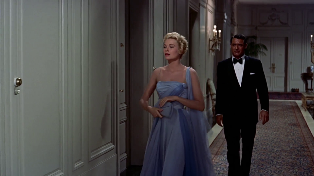 Grace Kelly-Cary Grant-To catch a thief