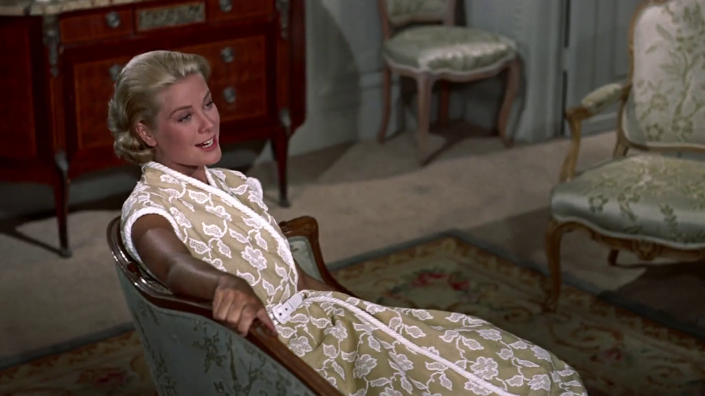 Grace Kelly in To catch a thief (2)