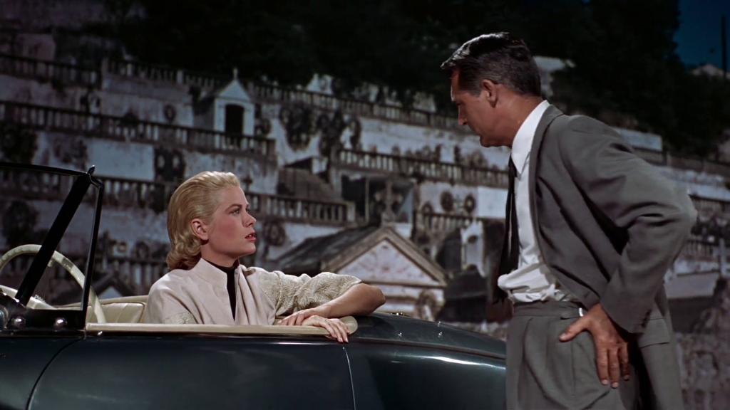 Grace Kelly_Cary Grant_To catch a thief