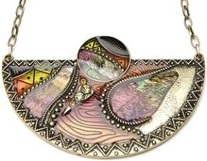 mango statement necklace