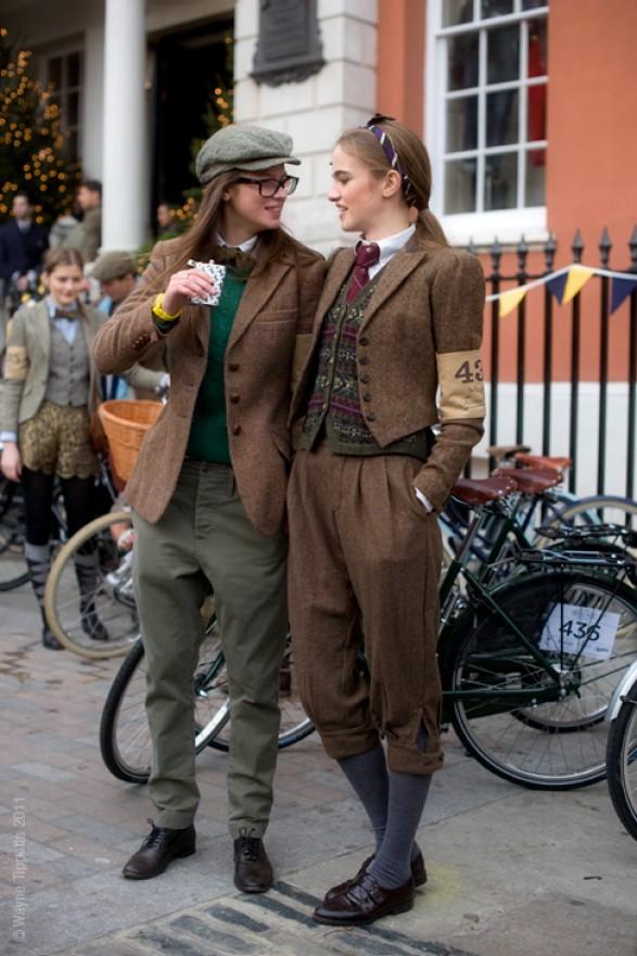 Ralph Lauren S London Tweed Run Classiq