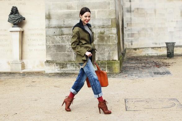 ulyana sergeenko-paris fashion week