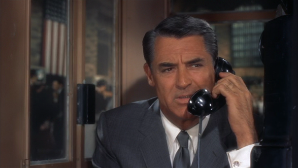 cary grant's grey suit-north by northwest