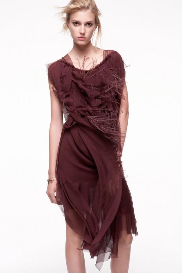 Ravishing Nina Ricci Dress