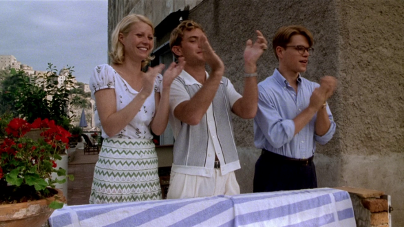 style in the talented mr ripley