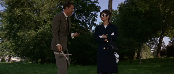 audrey hepburn's style-how to steal a million (19)