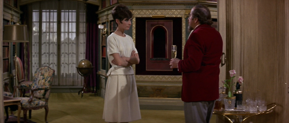 audrey hepburn's style-how to steal a million (3)