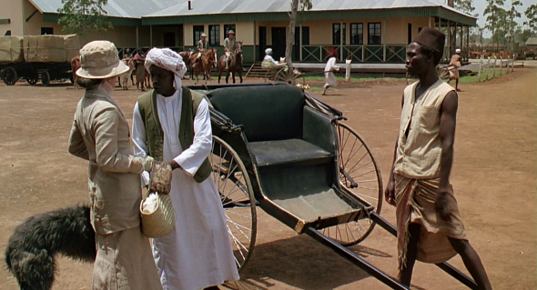 meryl streep's style-out of africa (3)