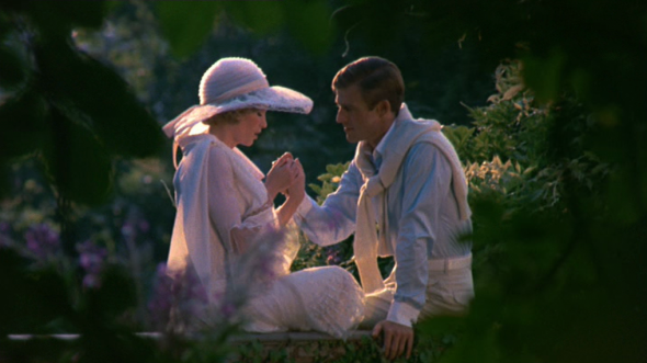 style in the great gatsby