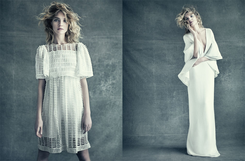 Natalia Vodianova by Paolo Roversi for The Edit  ebba56a74fc