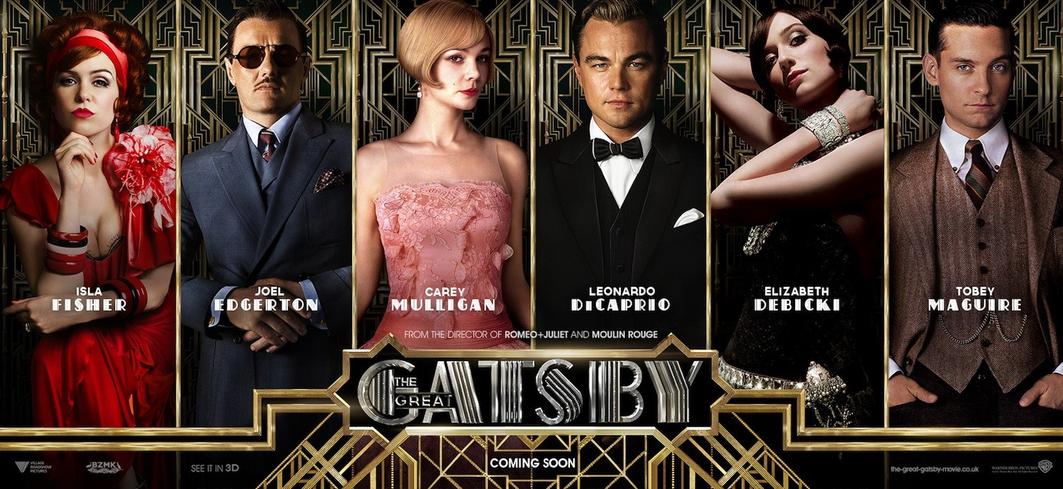 Costume design vs fashion and the great gatsby mania