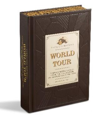 Book World Tour by francisca matteoli