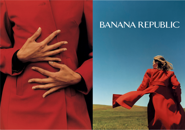 banana republic ad campaign-by koto bolofo