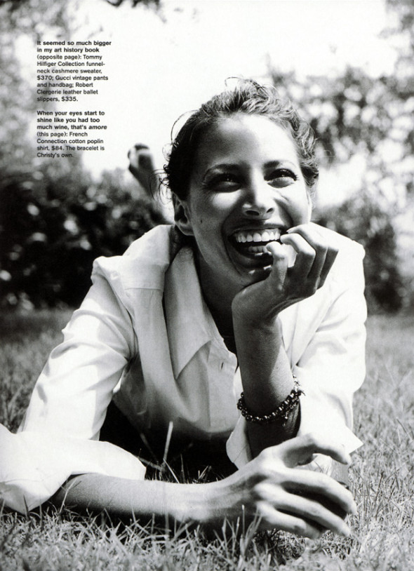 christy turlington-pamela hanson jane-november 1998