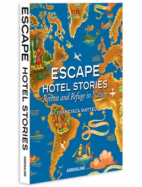 escape hotel stories by francisca matteoli