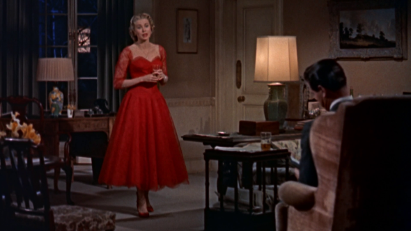 grace kelly's style dial m for murder