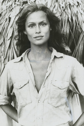 Lauren Hutton Vogue May 1979