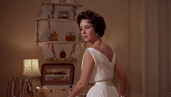 elizabeth taylor- cat on a hot tin roof