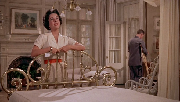 elizabeth taylor's style cat on a hot tin roof (4)