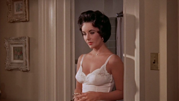 elizabeth taylor's style cat on a hot tin roof (5)