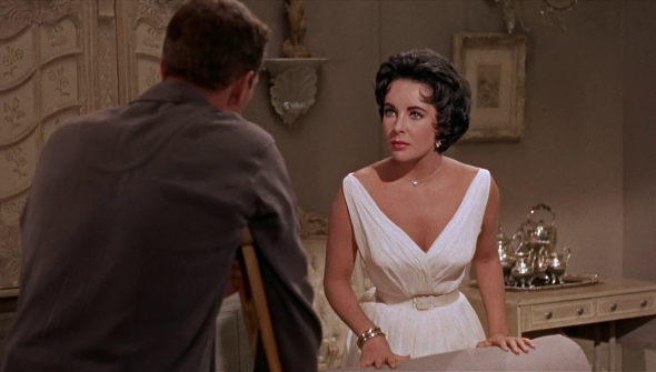 elizabeth taylor's style cat on a hot tin roof (8)