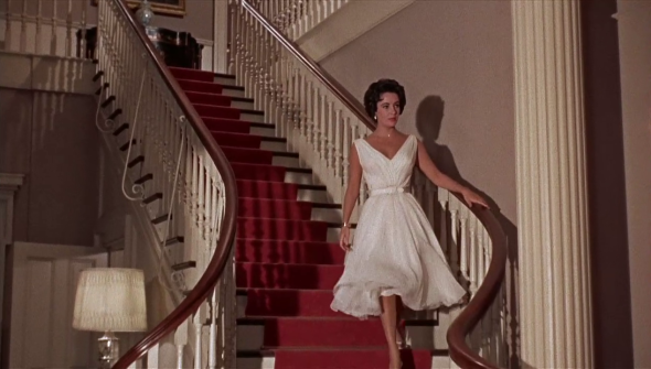 elizabeth taylor's style cat on a hot tin roof
