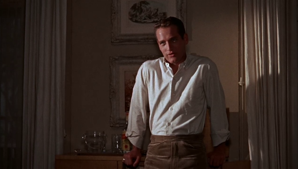 paul newman-cat on a hot tin roof