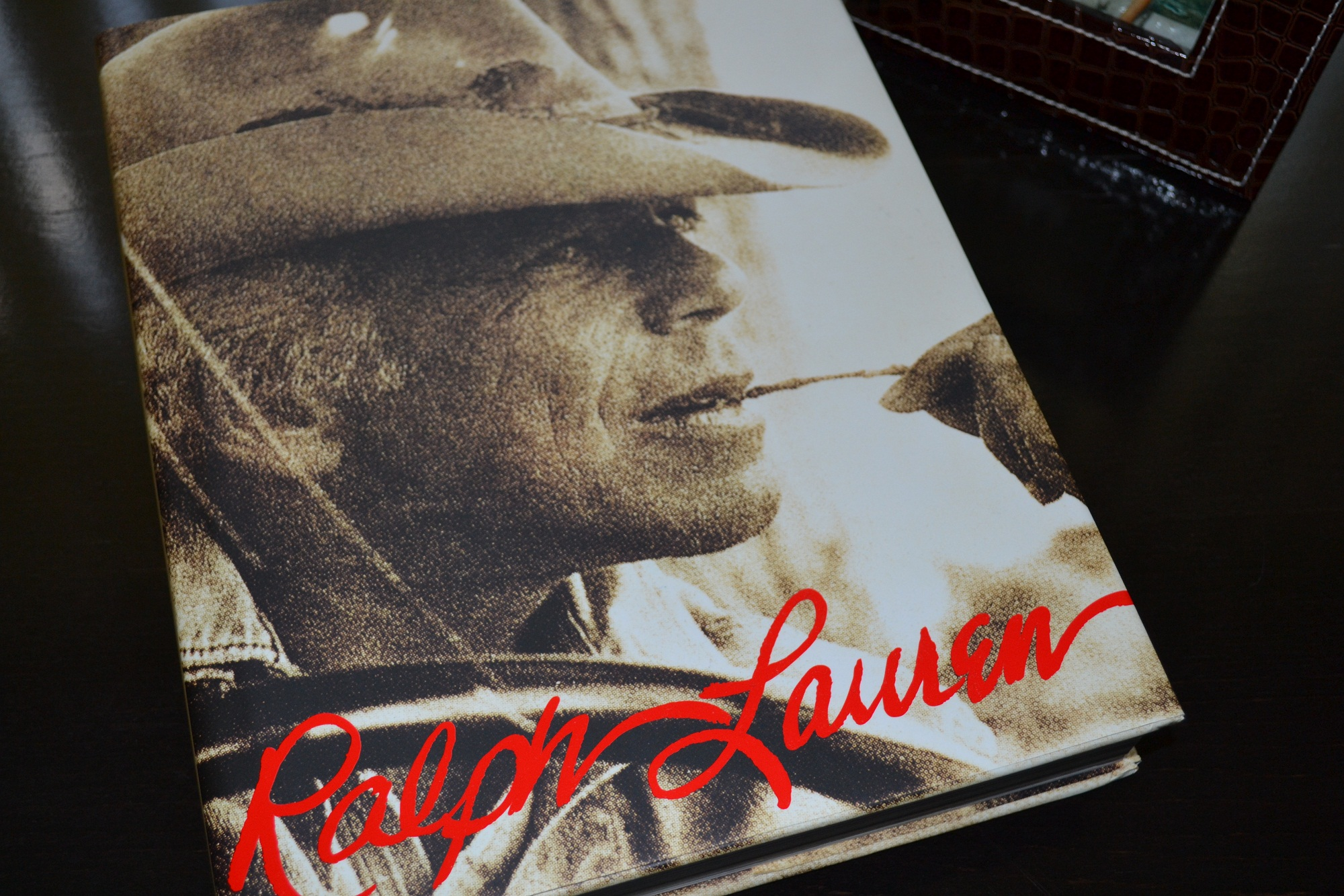 Image result for 'Ralph Lauren' by Ralph Lauren book