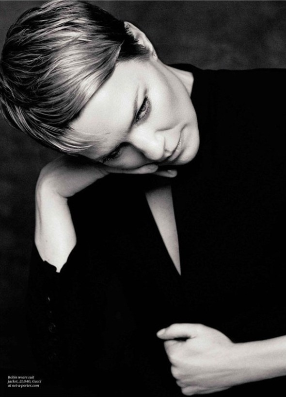 robin wright by david roemer-evening standard