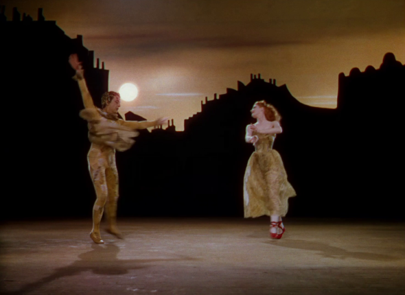 the red shoes costumes