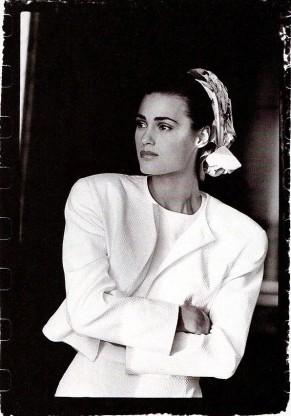 Loewe Spring-Summer 1988 campaign by Peter Lindbergh-2
