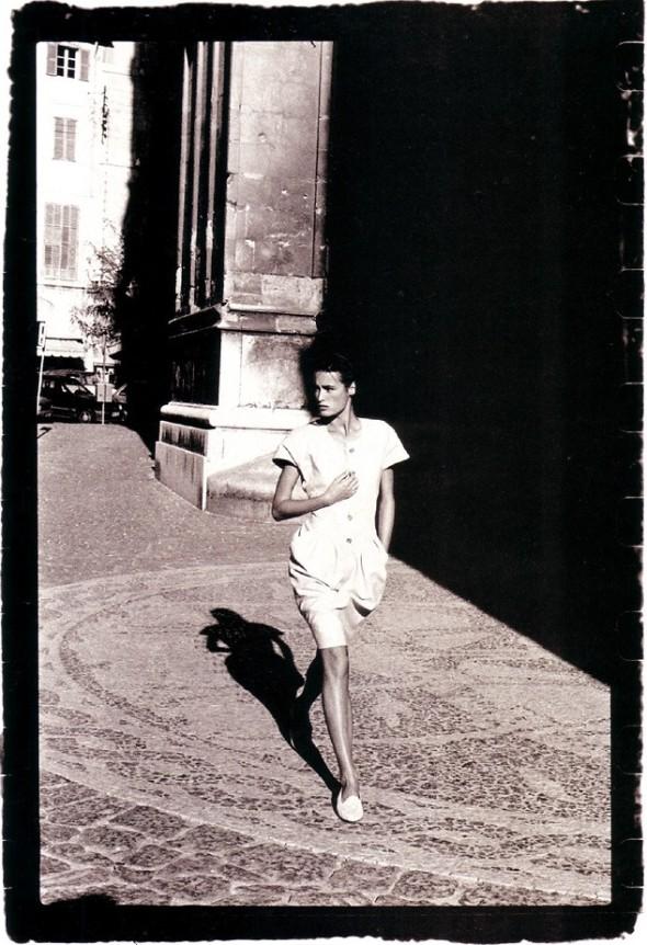 Loewe Spring-Summer 1988 campaign by Peter Lindbergh-4