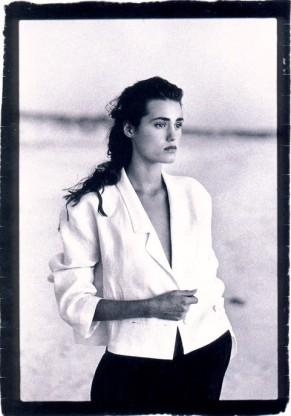 Loewe Spring-Summer 1988 campaign by Peter Lindbergh-8