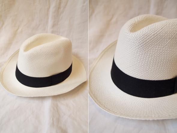 makie panama hat