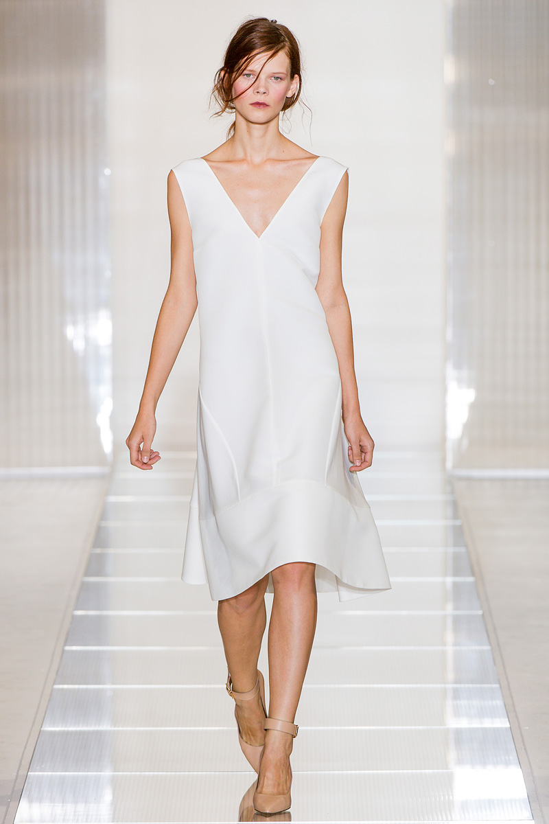 Classic White Dresses