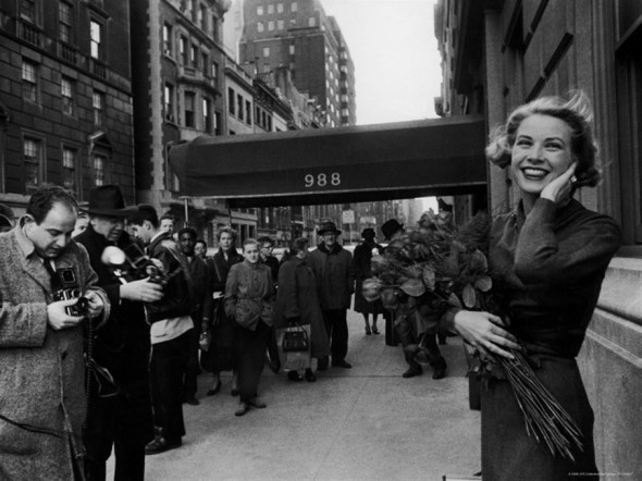 grace kelly new york