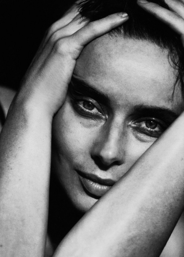 isabella rosellinni by peter lindbergh