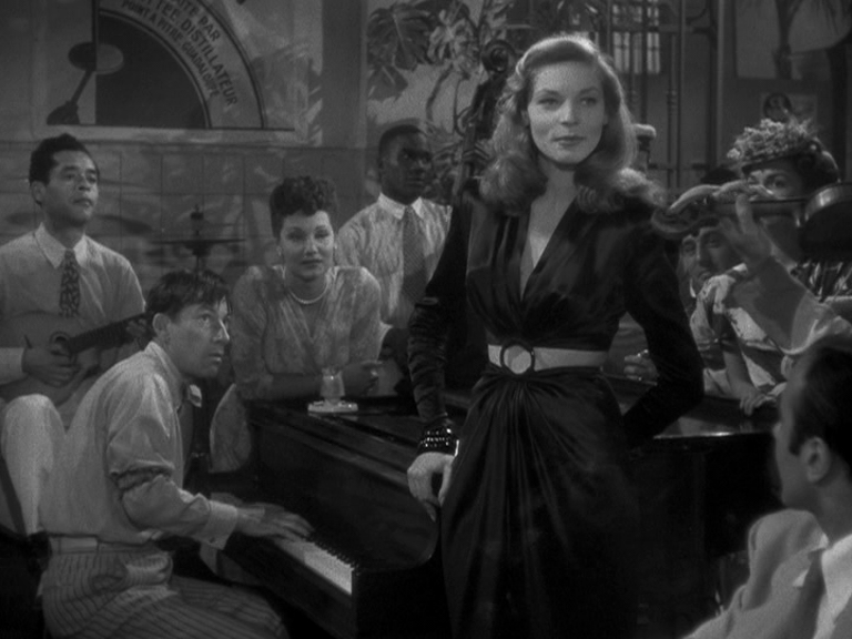 Style in film  Lauren Bacall in    To Have and Have Not   Lauren Bacall To Have And Have Not
