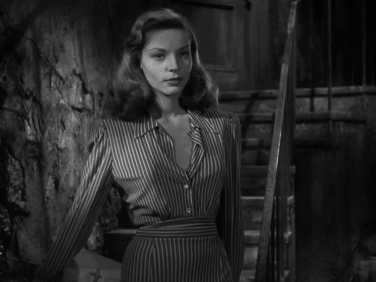 Lauren Bacall put your lips together