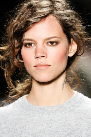 michael kors spring summer 2011-beauty