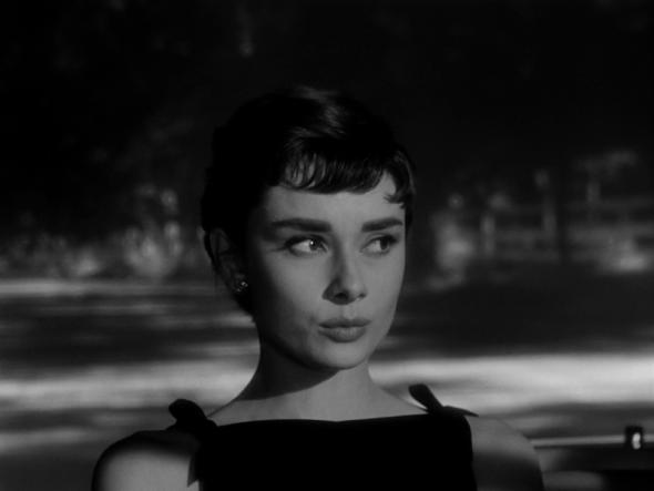 Audrey Hepburn's style in Sabrina (10)