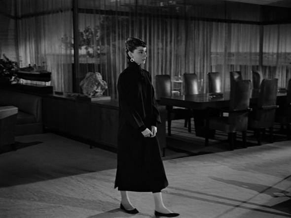 Audrey Hepburn's style in Sabrina (13)