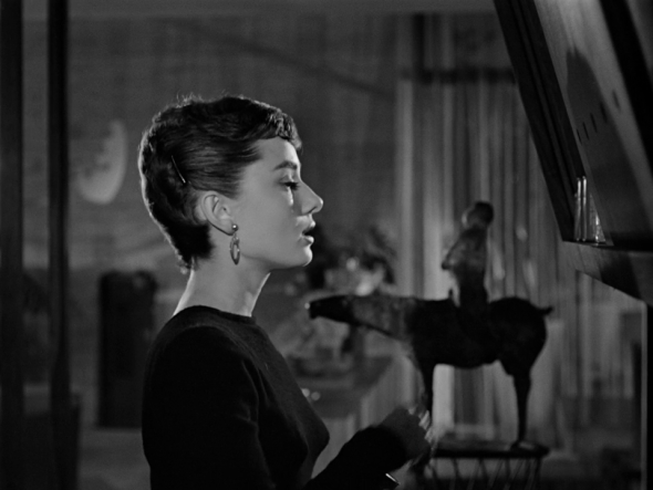 Audrey Hepburn's style in Sabrina (15)