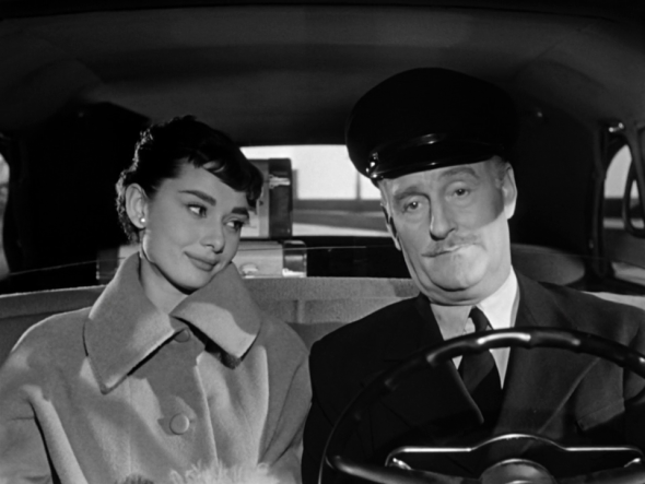 Audrey Hepburn's style in Sabrina (16)
